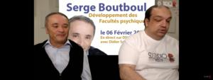 Serge Boutboul en direct (avec Didier Santiago)