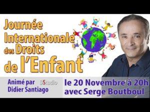 Serge Boutboul (interview du 20/11/2020 avec Didier Santiago)